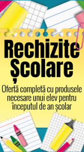Rechizite scolare