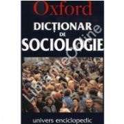 Dictionar de sociologie. Oxford