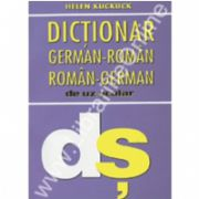 Dictionar German - Roman, Roman - German Scolar