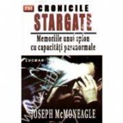 Cronicile Stargate - Memoriile Unui Spion Cu Capacitati Paranormale