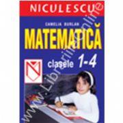 Matematica pentru clasele I-IV