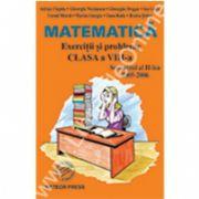 Matematică Exerciţii şi probleme pentru clasa a VIII-a, semestrul al II-lea