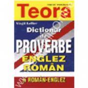 Dictionarul de proverbe englez-roman, roman-englez
