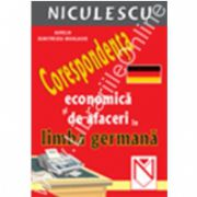 Corespondenta economica si de afaceri in limba germana