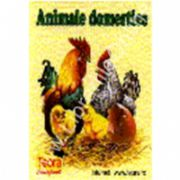 Animale domestice (pliant color cartonat)