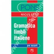 Gramatica limbii italiene pe scurt