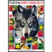 SERIA PUZZLE - LUMEA ANIMALELOR 3