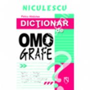 Dictionar de omografe