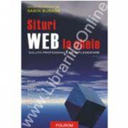 Situri web la cheie. Solutii profesionale de implementare