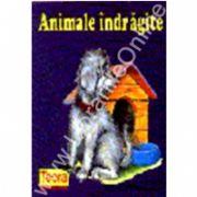 Animale indragite (pliant color cartonat)