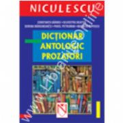 Dictionar antologic de prozatori