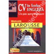 CV in limba engleza