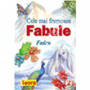 """Seria """"Cele mai frumoase fabule"""" - 2 FEDRU"""