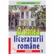 O istorie a literaturii romane