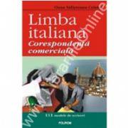 Limba italiana. Corespondenta comerciala