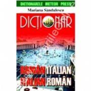 Dicţionar român-italian, italian-român