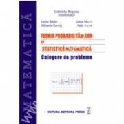 Teoria probabilităţilor şi statistică matematică - culegere de probleme