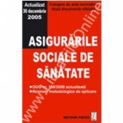 Asigurările sociale de sănătate 2006
