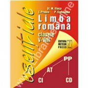 Limba română clasele V-VIII