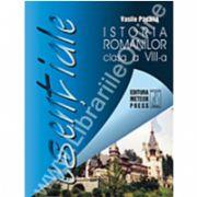 Istoria românilor clasa a VIII-a