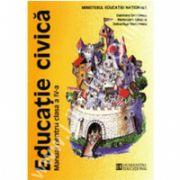 Educatie civica. Manual. Clasa a IV-a