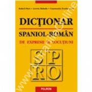 Dictionar spaniol-roman de expresii si locutiuni
