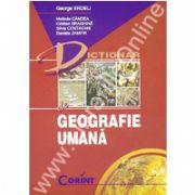 Dictionar de geografie umana