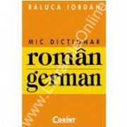 Mic dictionar Roman-German