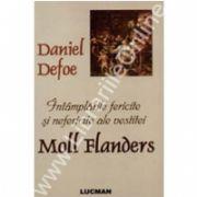 Intamplarile fericite si nefericite ale Vestinei Moll Flanders