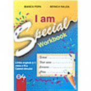 "Caietul de limba engleza III -""I am special"""