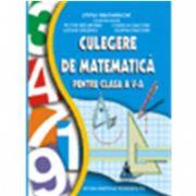 Culegere de matematica V