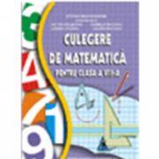 Culegere de matematica VIII