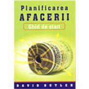 PLANIFICAREA AFACERII. GHID DE START