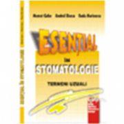 Esential in stomatologie- Termeni uzuali