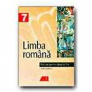 LIMBA ROMANA. MANUAL PENTRU CLASA a VII-a - Vasilescu