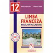 Limba franceza (L2) clasa a XII-a