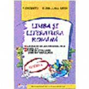 Lb.& lit. romana- Culegere de jocuri didactice, ex. si teste de evaluare si autoevaluare
