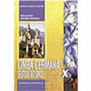 Limba germana manual pentru clasa a X-a (L1). Deutsch Mit Spass
