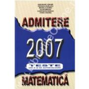 Admitere matematica ASE 2007
