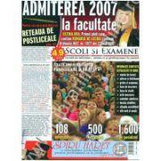 ADMITEREA 2007 LA FACULTATE