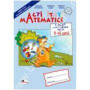 Activitati matematice - grupa mica 3-4 ani