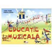 Educatie muzicala. Caiet clasa a II-a