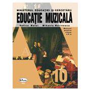 Educatie muzicala. Manual pentru clasa a X-a