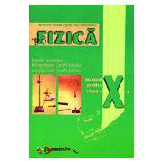 Fizica. Manual pentru clasa a X-a (F1)