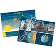 Cosmosul (2 planse)