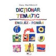 Dictionar tematic englez - roman