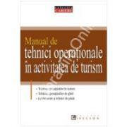 Manual de tehnici operaţionale in activitatea de turism