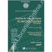 Standarde Internaţionale de Raportare Financiară - Ghid practic 2007