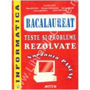 Informatica. Bacalaureat. Teste si problem rezolvate. Varianta Pascal
