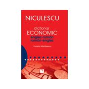 Dictionar englez-roman / roman-englez economic  (cartonat)